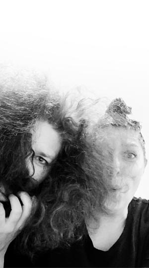 Carol & Saskia